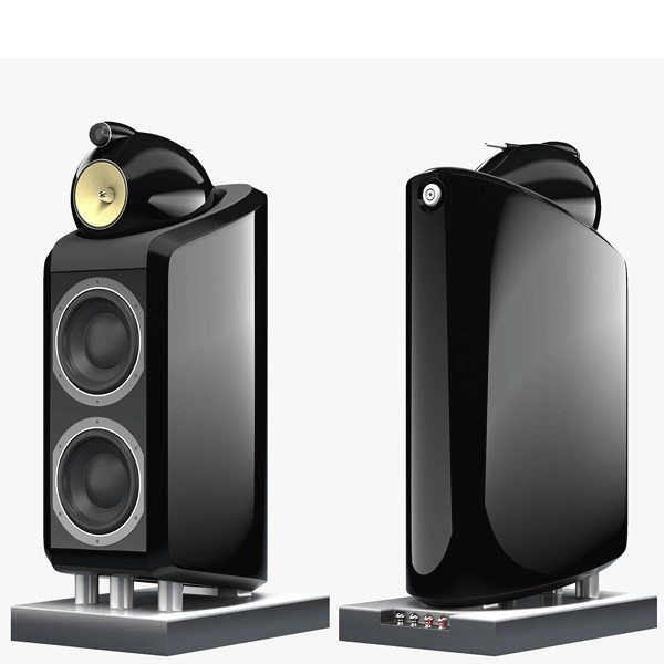 bowers & wilkins 800 diamond black expo