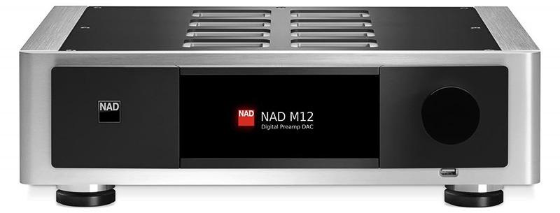 NAD M12 pre ampli digithome