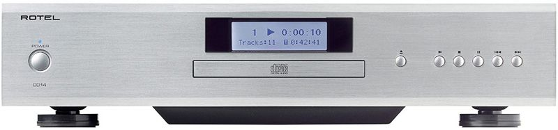 Rotel CD 14 digithome avant 1