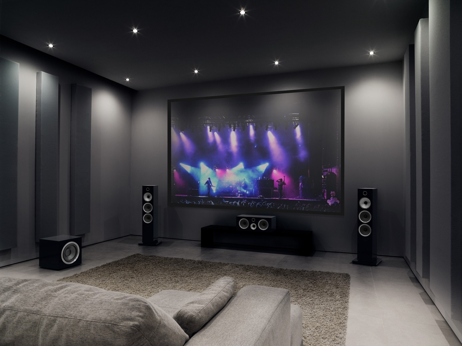 Upgrades For Your Home Theatre