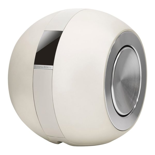 BW PW1D Subwoofer Digithome blanc