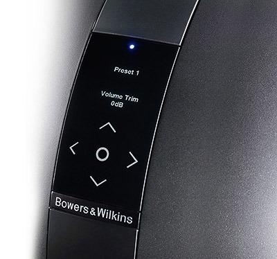 BW PW1D Subwoofer Digithome tech 4 1