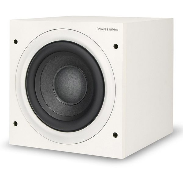 Bowers & Wilkins ASW608 blanc 1