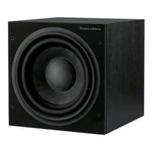 Bowers & Wilkins ASW608 noir