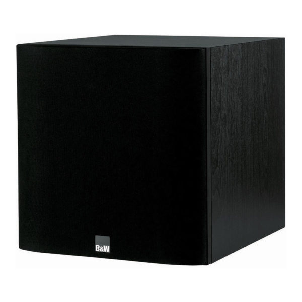 Bowers & Wilkins ASW608 noir grille 1