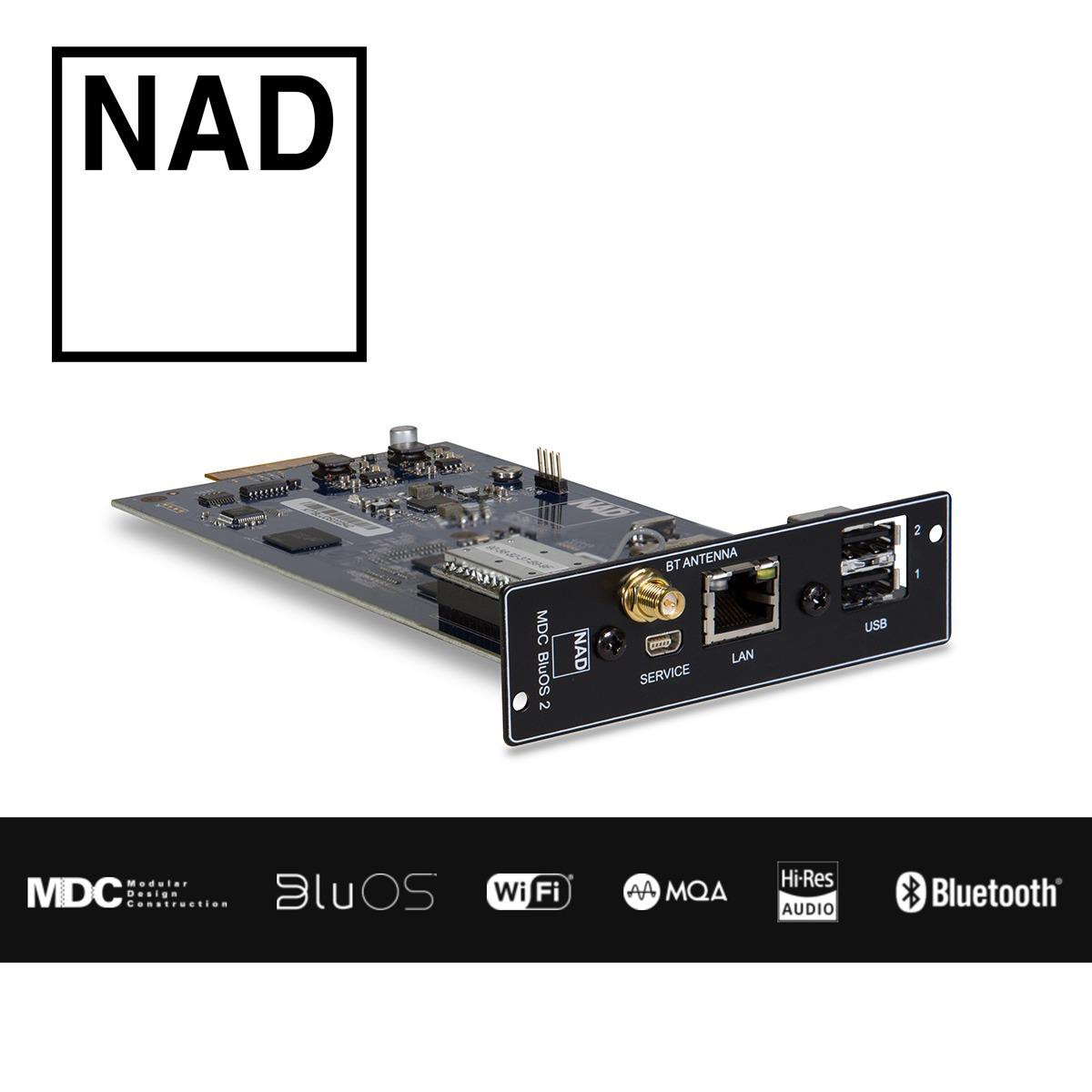 NAD Module MDC BluOS 2