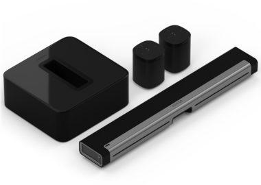 5.1 surround playbar noir