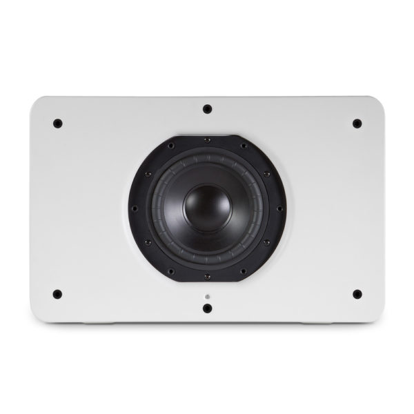 Bluesound PULSE SUB avant blanc