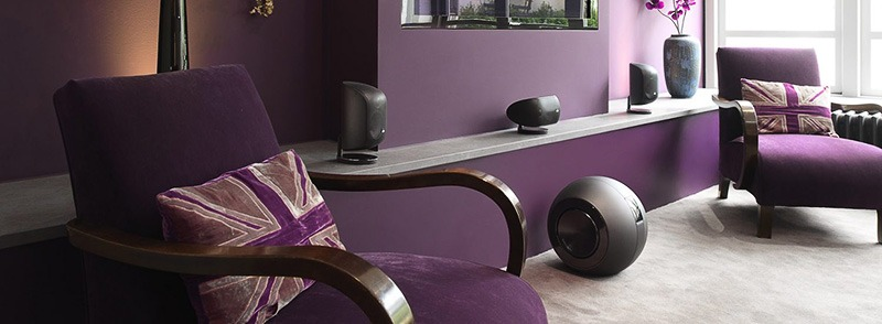 Bowers wilkins MT 60 D banner 1