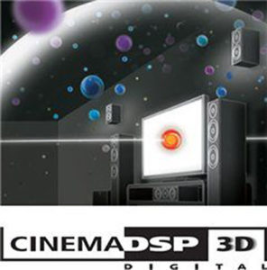 Cinema dsp 3D