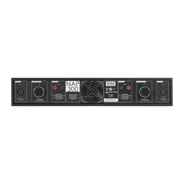 Naim Audio NAP 300 DR arrière 1