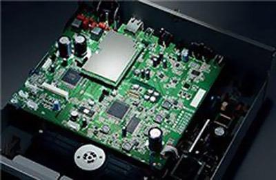 Yamaha MCR N470D Amplificateur numérique