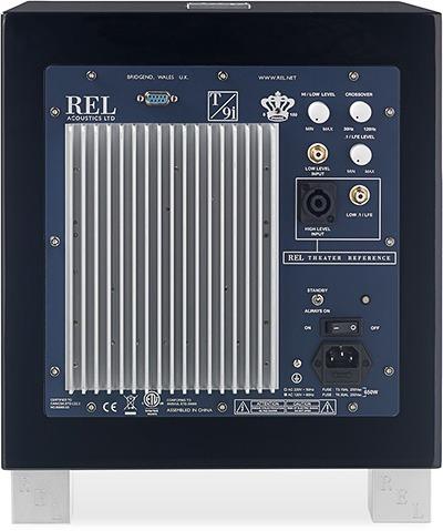 Rel Acoustics T 9i Noir