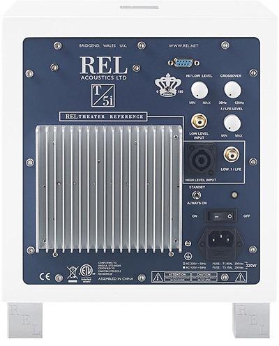 Rel Acoustics T5i Blanc 2