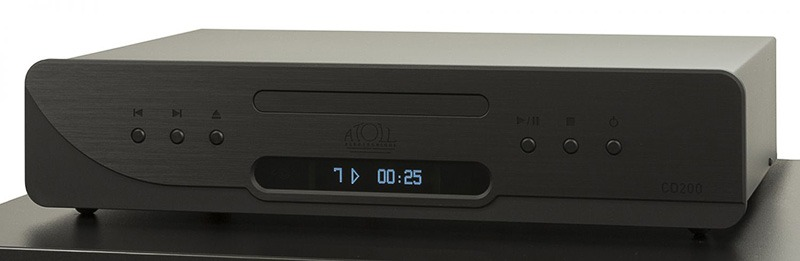 Atoll CD200 Signature noir