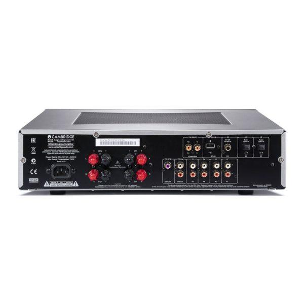 Cambridge Audio XA60 arrière