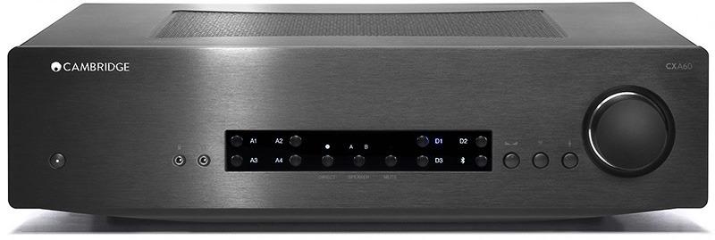 Cambridge Audio CXA60 noir full 1