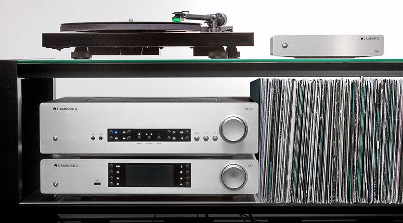 Cambridge Audio CXA60 gallery 2 1