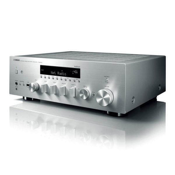 Yamaha RN 803 D Gris côté 1
