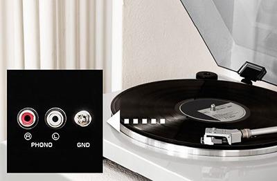 Yamaha RN 803 D Phono 1