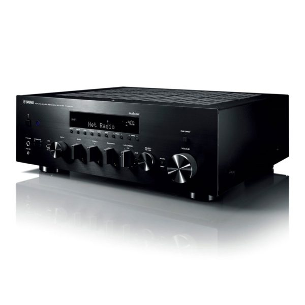 Yamaha RN 803 D noir côté 1