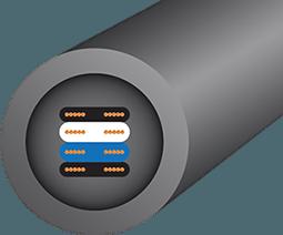 Wireworld Equinox 7 interconnect RCA