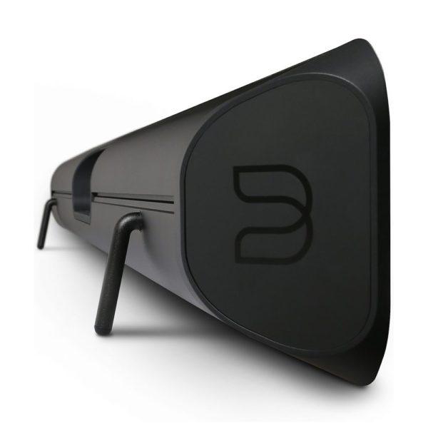 Bluesound Pulse Soundbar Noir côté