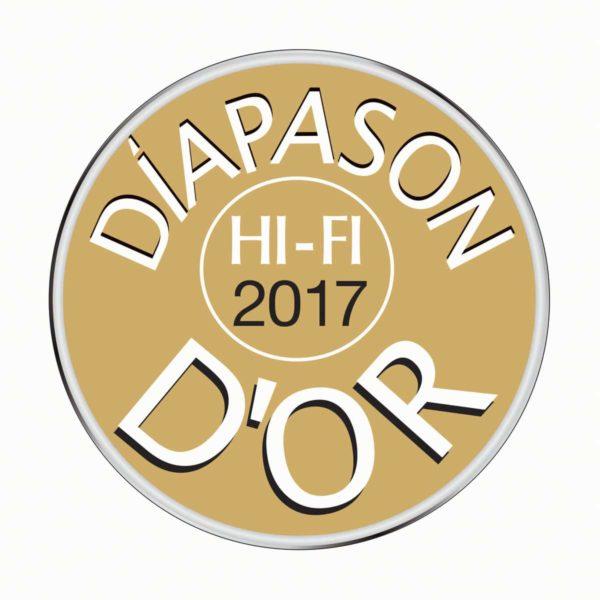 Diapason d'or hifi 2017