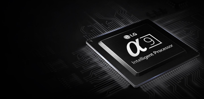LG OLMED Alpha 9 HDR