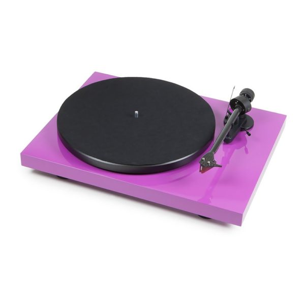 Pro Ject debut carbon dc rose 1