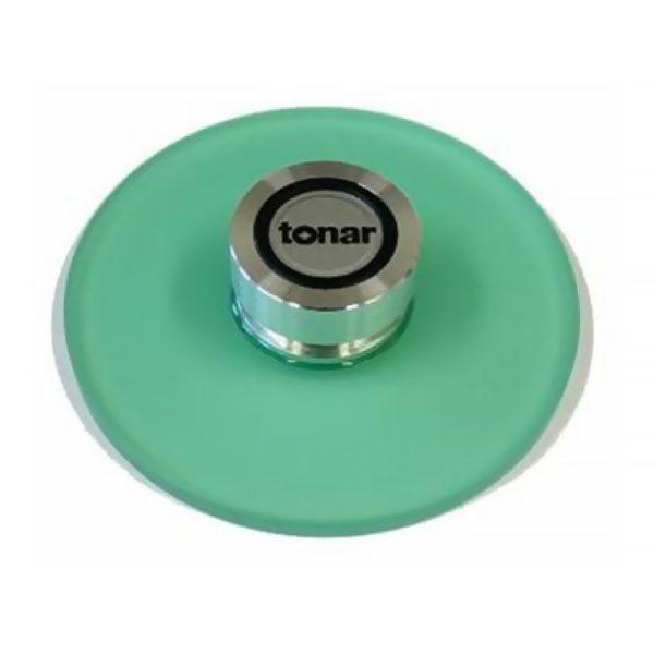 Tonar Misty Record Clamp Green