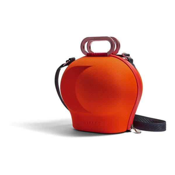 devialet cocoon orange phantom reactor