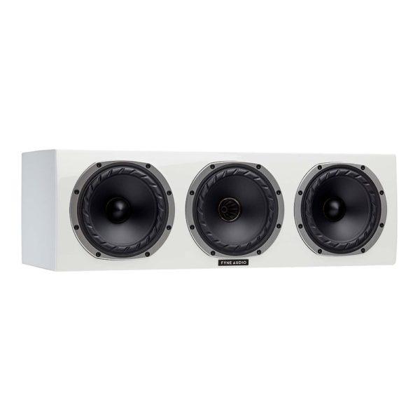Fyne Audio F500C Piano Gloss White