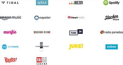 Service logos forSite musicpage 2018 1 1