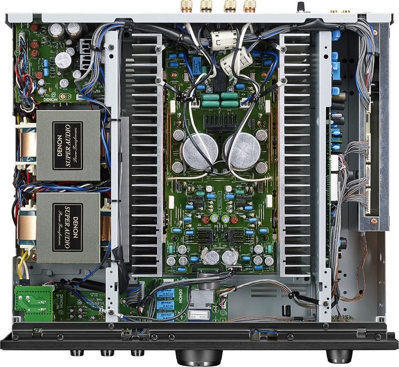 Denon PMA 1600NE Intérieur