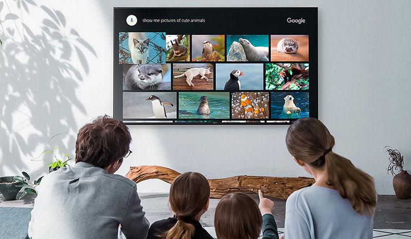 SONY KD 75XG9505 Android TV