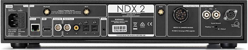 Naim NDX 2 img Connectique