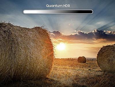 Samsung QE43Q60R Quantum HDR