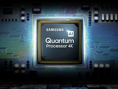 Samsung QE43Q60R Quantum Processor 4K