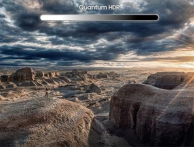 Samsung QE49Q70R Quantum HDR
