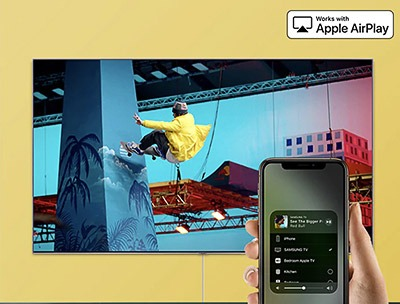 Samsung QE82Q950R AirPlay 2