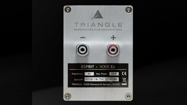 Triangle Esprit Voce EZ Black