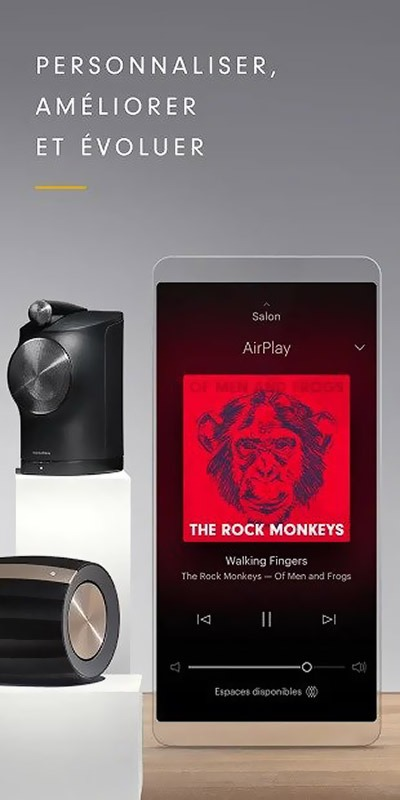BW Bowers Wilkins Home