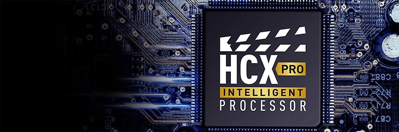 Panasonic HCX pro