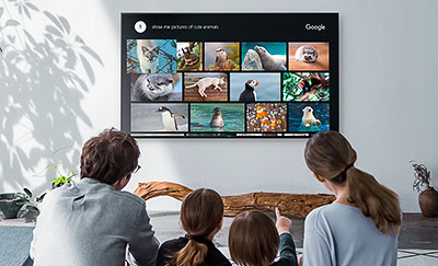 SONY KD 55AG8 Android TV™