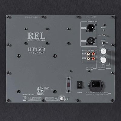REL HT 1508 PREDATOR connexions