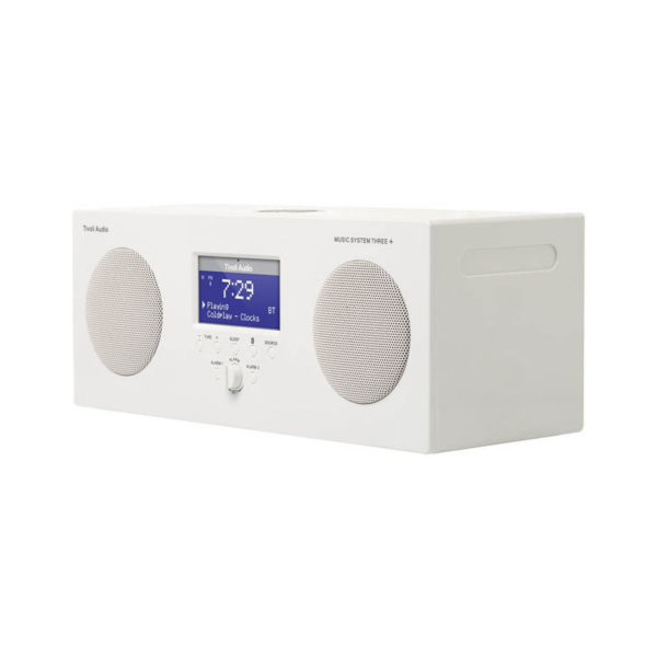 Tivoli Music System 3 Plus blanc