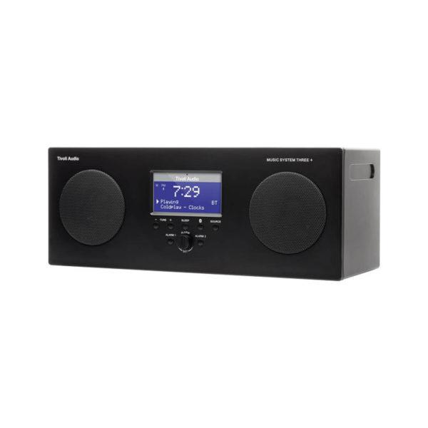 Tivoli Music System 3 Plus noir 3