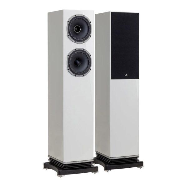 Fyne Audio F501 Blanc laqué