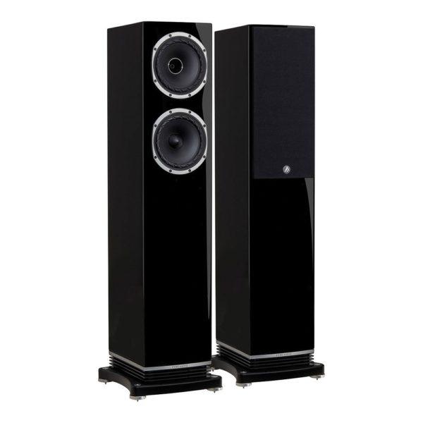 Fyne Audio F501 Noir laqué